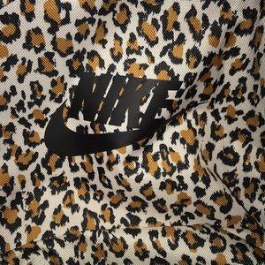 Nike Bags - Cheetah patterned Nike backpack